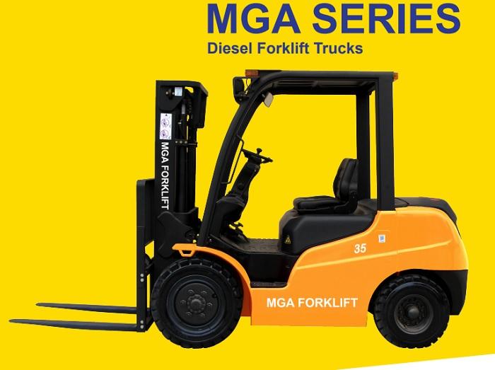 xe nâng MGA-3.0D model mới