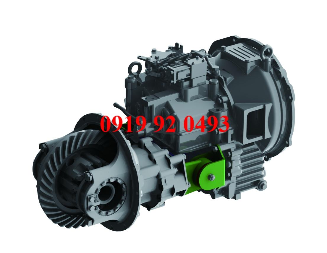 Xe nâng dầu TEU lắp động cơ của những hãng nào