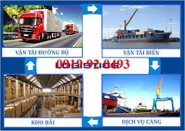 Sử dụng xe nâng hiệu quả trong ngành Logistic