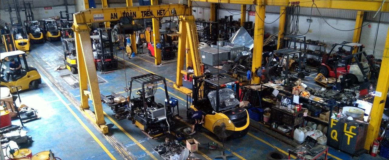 Nhà máy MGA tại VN