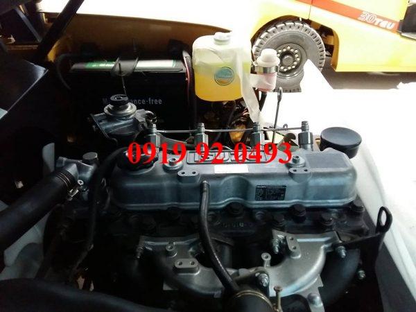 Tìm hiểu động cơ ISUZU C240 trên xe nâng